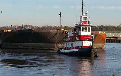 Intracoastal Tug & Barge Company - Tugs & ABS Barges